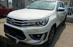 Brand New Toyota Hilux 2018 White for sale