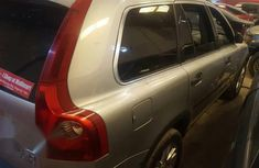 Volvo Xc 90 2003 Silver for sale