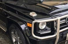 Mercedes Benz G500 2008 Black for sale
