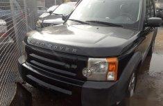Land Rover LR3 2005 Black for sale