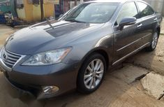 Lexus ES350 2012 Gray for sale