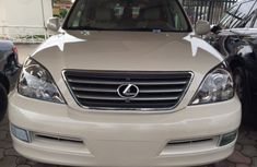 Lexus GX for sale in Nigeria