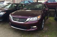 Honda Accord Touring-V6 2013 (Top Of The Range)