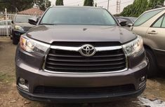Toyota Highlander Limited 2014 Model New Arrival