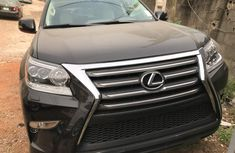 Near New Lexus GX460 2016 Model