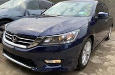 Honda Accord 2013 Blue for sale