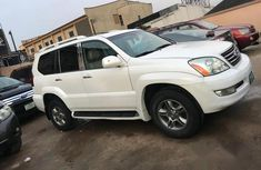 Lexus Gx460 2007 White for sale