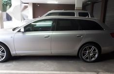 Expat Owned Audi A6 2008 Silver for sale