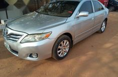 Nigerian Used Toyota Camry 2008 Silver for sale