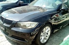 BMW 318i 2006 Black for sale