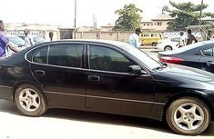 Lexus GS300 1999 Black For Sale