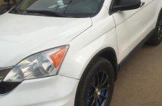 Honda CR-V 2010 White for sale