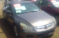 Honda Accord 2006 Grey for sale