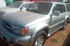 Toyota 4-Runner 1998 Silver for sale
