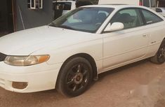 Toyota Solara 2001 White for sale