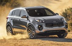 Price of Kia Sportage in Nigeria: from a 2-star to Top Safety Pick of IIHS