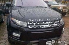 Tokunbo Range Rover Evoque for sale