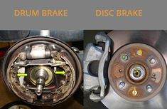 Why we use the disc brakes in the front and drum breaks in the rear of most vehicles?
