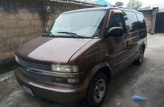 Chevrolet Astro 2000 Brown for sale