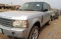 Hot Land Rover Discovery II 2006 Silver for sale