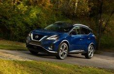 Nissan Murano 2019 makes its debut