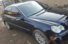 Used Mercedes-benz C350 2006 Black for sale