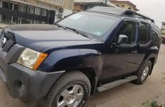 Nissan Xterra 2007 Blue for sale