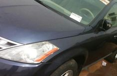 Tokunbo Nissan Murano 2005 Blue for sale