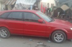 Tokunbo Mazda 323F 1999 Red for sale