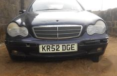 Tokunbo Mercedes-Benz C240 2004 Blue for sale