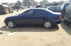 Mercedes-benz C240 2004 Blue for sale