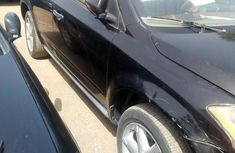 Nissan Murano 2006 Black for sale