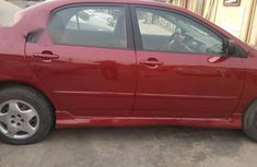 Toyota Corolla 2003 Red for sale