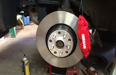 Types of brake noises & problems they indicate
