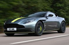 Witness the supercar Aston Martin with its upgraded AMR version! [Video]