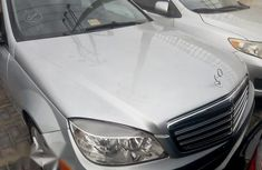 Mercedes-benz C300 2010 Silver for sale