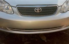 Toyota Corolla 2006 Beige for sale