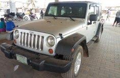 Jeep Wrangler 2007 Gray for sale