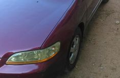 Honda Accord 2002 Red for sale