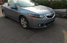Acura TSX 2009 Blue for sale