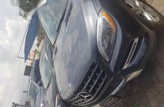 Mercedes Benz M Class 2014 Gray for sale
