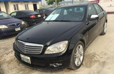 Mercedes-Benz C200 2007 Black for sale