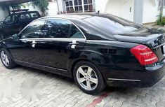Mercedes Benz S550 2013 Black for sale