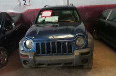 Jeep Liberty 2003 Blue for sale