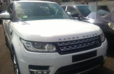 Land Rover Range Rover Sport Sd6 2014 White for sale