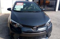 Toyota Corolla 2015 Blue for sale