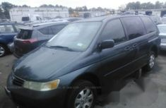 Honda Odyssey 2003 Blue For Sale
