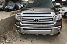Toyota Tundra 2015 Brownfor sale