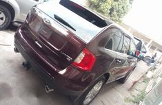 Ford Edge 2014 Red for sale
