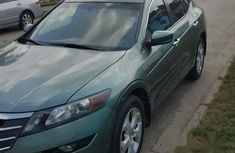 Honda Crosstour 2012 Green for sale